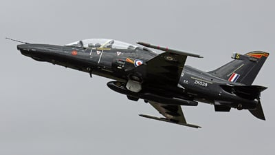 ZK028 - British Aerospace Hawk T.2 - United Kingdom - Royal Air Force (RAF)