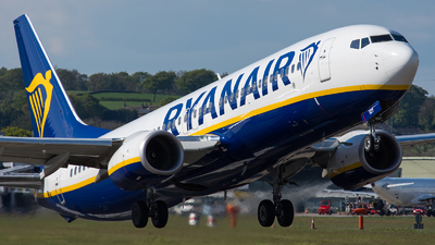 EI-GDY - Boeing 737-8AS - Ryanair