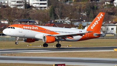 A picture of OEIZS - Airbus A320214 - easyJet - © Marcel Schmidt