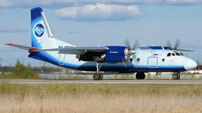 RA-47694 - Antonov An-24RV - Alrosa Airlines