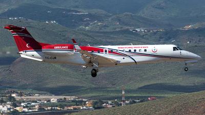 TC-CJB - Embraer ERJ-135BJ Legacy 650 - Turkey - Ministry of Health