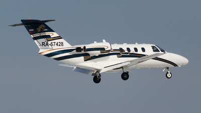 RA-67428 - Cessna 525 Citation CJ1 - Private
