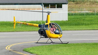 OE-XPM - Robinson R22 Beta II - Private