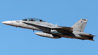 164061 - McDonnell Douglas F/A-18D Hornet - United States - US Navy (USN)