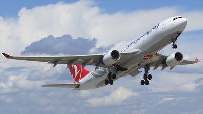 TC-JIY - Airbus A330-223 - Turkish Airlines