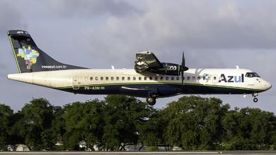 A picture of PRAQN - ATR 72600 - Azul Linhas Aereas - © Davi P. Ribeiro