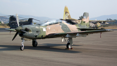 FAH-251 - Embraer T-27 Tucano - Honduras - Air Force