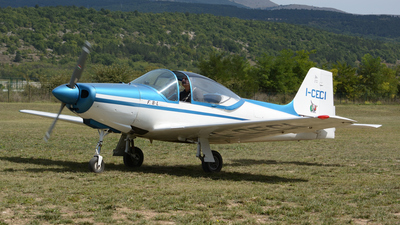I-CECI - Aeromere F8L Falco III - Private