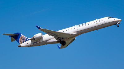 N159GJ - Bombardier CRJ-702 - United Express (GoJet Airlines)