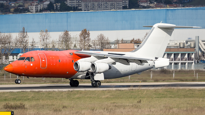 G-OTIF - British Aerospace BAe 146-200(QT) - BAe Systems