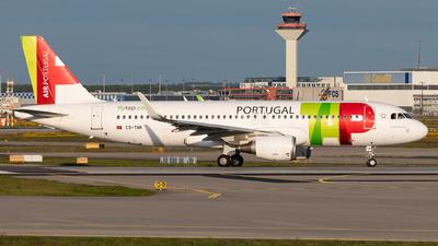 A picture of CSTNR - Airbus A320214 - TAP Air Portugal - © Sebastian Sowa