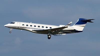 9H-SSK - Gulfstream G650 - Emperor Aviation