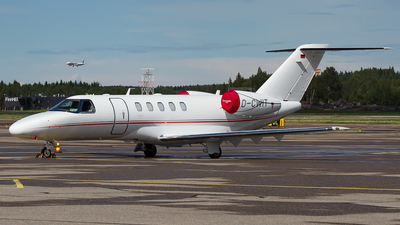 D-CWIT - Cessna 525 Citation CJ4 - Private