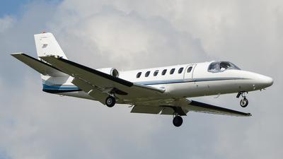 N55KT - Cessna 525A CitationJet CJ2 - Private