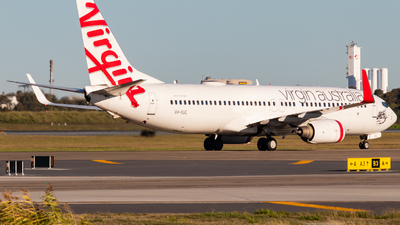 A picture of VHVUC - Boeing 7378FE - Virgin Australia - © Will PH