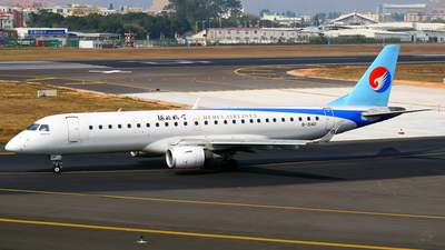 B-3140 - Embraer 190-100LR - Hebei Airlines