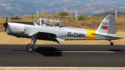 G-CHPI - De Havilland Canada DHC-1 Chipmunk - Private