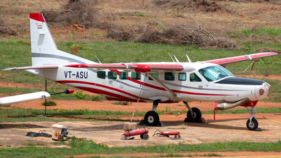VT-ASU - Cessna 208B Grand Caravan - Private
