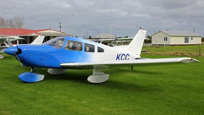 A picture of ZKKCC - Piper PA28181 Archer - [287990423] - © Leo Pardon