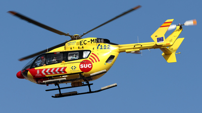 A picture of ECMNT - Airbus Helicopters H145 - Babcock MCS Espana - © Pedro Lopez Batista.