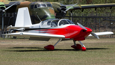 VH-RQV - Vans RV-7 - Private