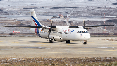 EC-KIZ - ATR 72-202(F) - Swiftair