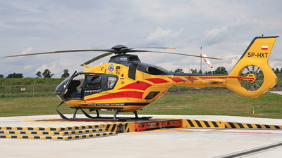SP-HXT - Eurocopter EC 135P3 - Poland - Medical Air Rescue