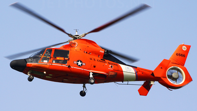 6566 - Aérospatiale HH-65C Dolphin - United States - US Coast Guard (USCG)
