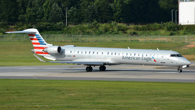 N598NN - Bombardier CRJ-900 - American Eagle (PSA Airlines)