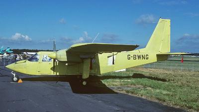 G-BWNG - Britten-Norman BN-2B-20 Islander - Britten-Norman Aircraft