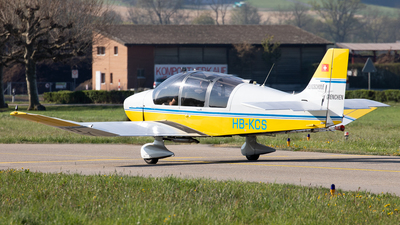 A picture of HBKCS - Robin DR400/180R - [1934] - © Alexandre Fazan