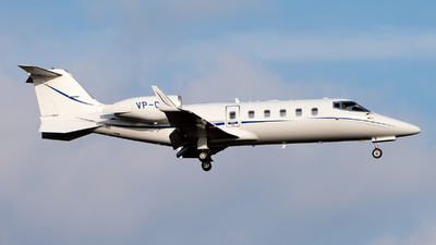 VP-CIO - Bombardier Learjet 60XR - Private