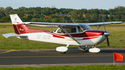 SP-KUW - Reims-Cessna FR172H Reims Rocket - Private