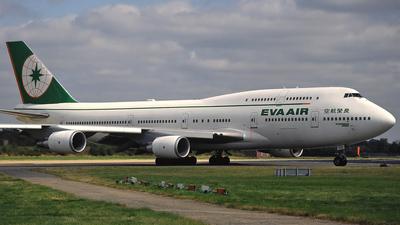B-16403 - Boeing 747-45E(M) - Eva Air