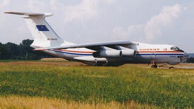 UN-76442 - Ilyushin IL-76TD - Sayakhat Airlines