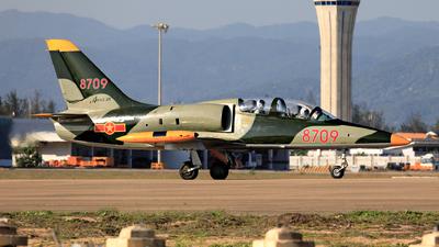 8709 - Aero L-39C Albatros - Vietnam - Air Force