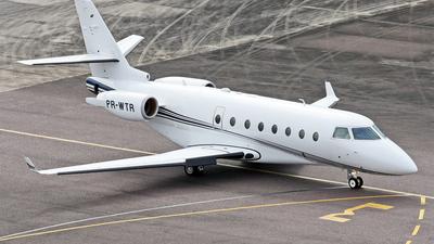 PR-WTR - Gulfstream G200 - Private