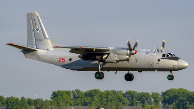 RF-36107 - Antonov An-26 - Russia - Air Force