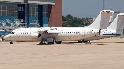 EX-27002 - British Aerospace BAe 146-200 - ATC - Avia Traffic Company
