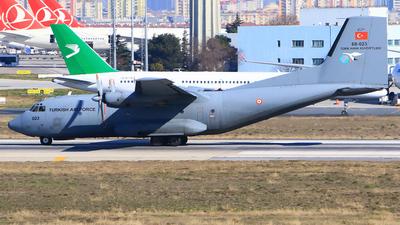 68-023 - Transall C-160D - Turkey - Air Force