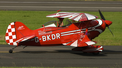 G-BKDR - Pitts S1 Special - Private