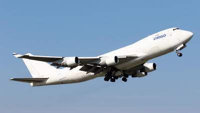 A picture of 4XELF - Boeing 747412(F) - [26563] - © Jesse Vervoort