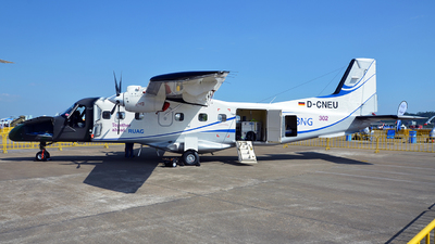 D-CNEU - Dornier Do-228NG - RUAG Aerospace
