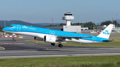 PH-NXB - Embraer 190-400STD - KLM Cityhopper