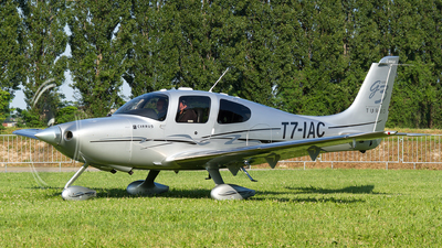 T7-IAC - Cirrus SR22-GTS G3 Turbo - Private