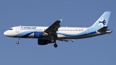 XA-KNO - Airbus A320-214 - Interjet