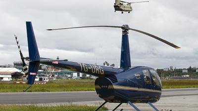 TG-URG - Robinson R44 Raven II - Private