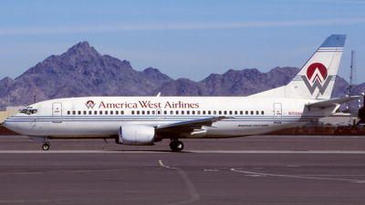 N158AW - Boeing 737-3G7 - America West Airlines