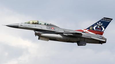 ET-210 - General Dynamics F-16BM Fighting Falcon - Denmark - Air Force