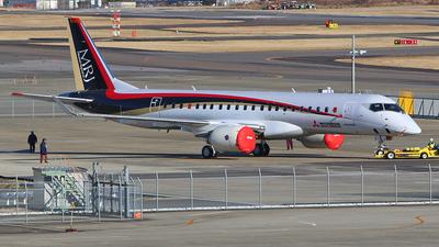 JA21MJ - Mitsubishi MRJ90STD - Mitsubishi Aircraft Corporation